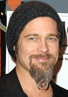Even the glorious looking Brad Pitt has at one point grown a ridiculous looking beard!