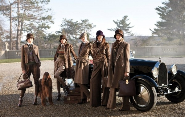 Classic cars used in Ralph shoots. Ralph Lauren.
