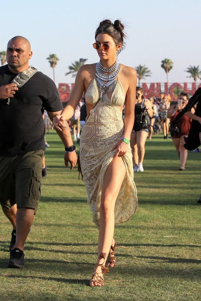 Kendall Jenner - image: glamour magazine