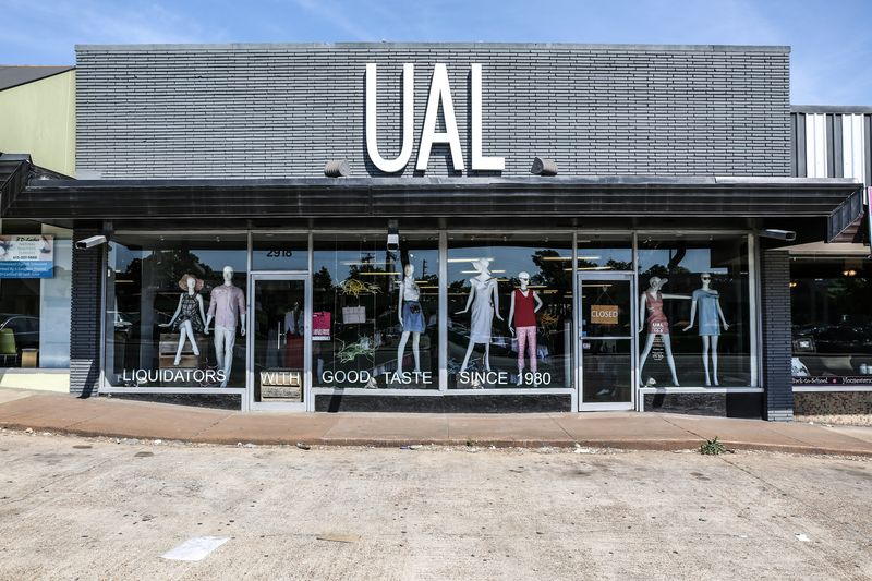 UAL's Nashville Store - Image: www.racked.com