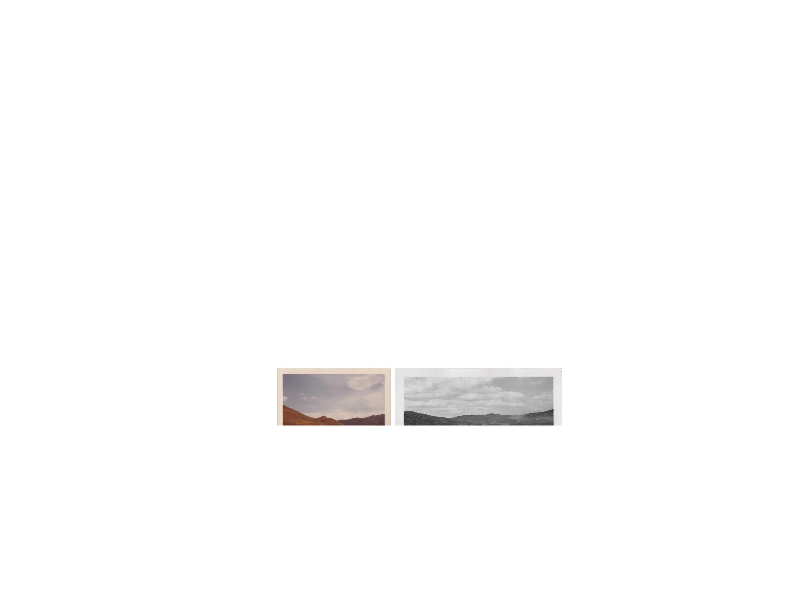 Westward Yearning No. 18  18 x 24 inches | 2018