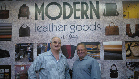 Current Owners, Tony Pecorella & Paul Regensburg