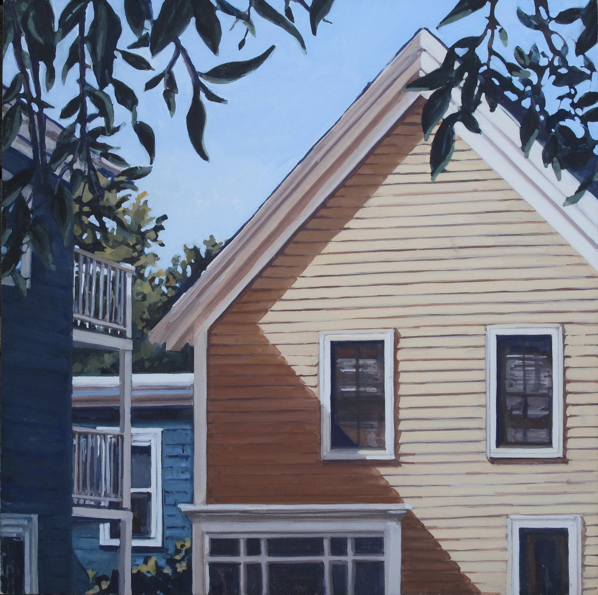 Neighborhood #8, 2017 (SOLD)