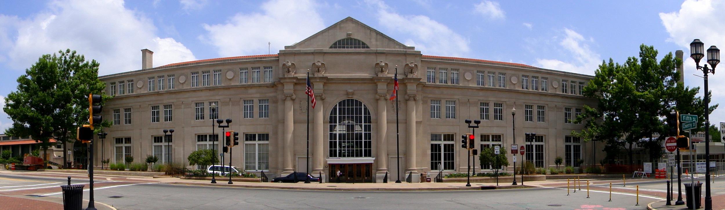 Macon Terminal Station