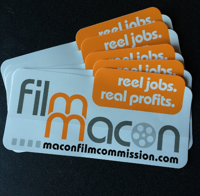 Film Macon Stickers