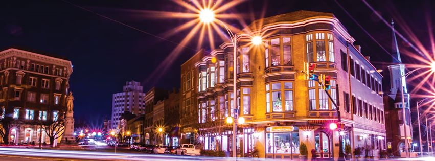 Downtown Macon at night.jpg
