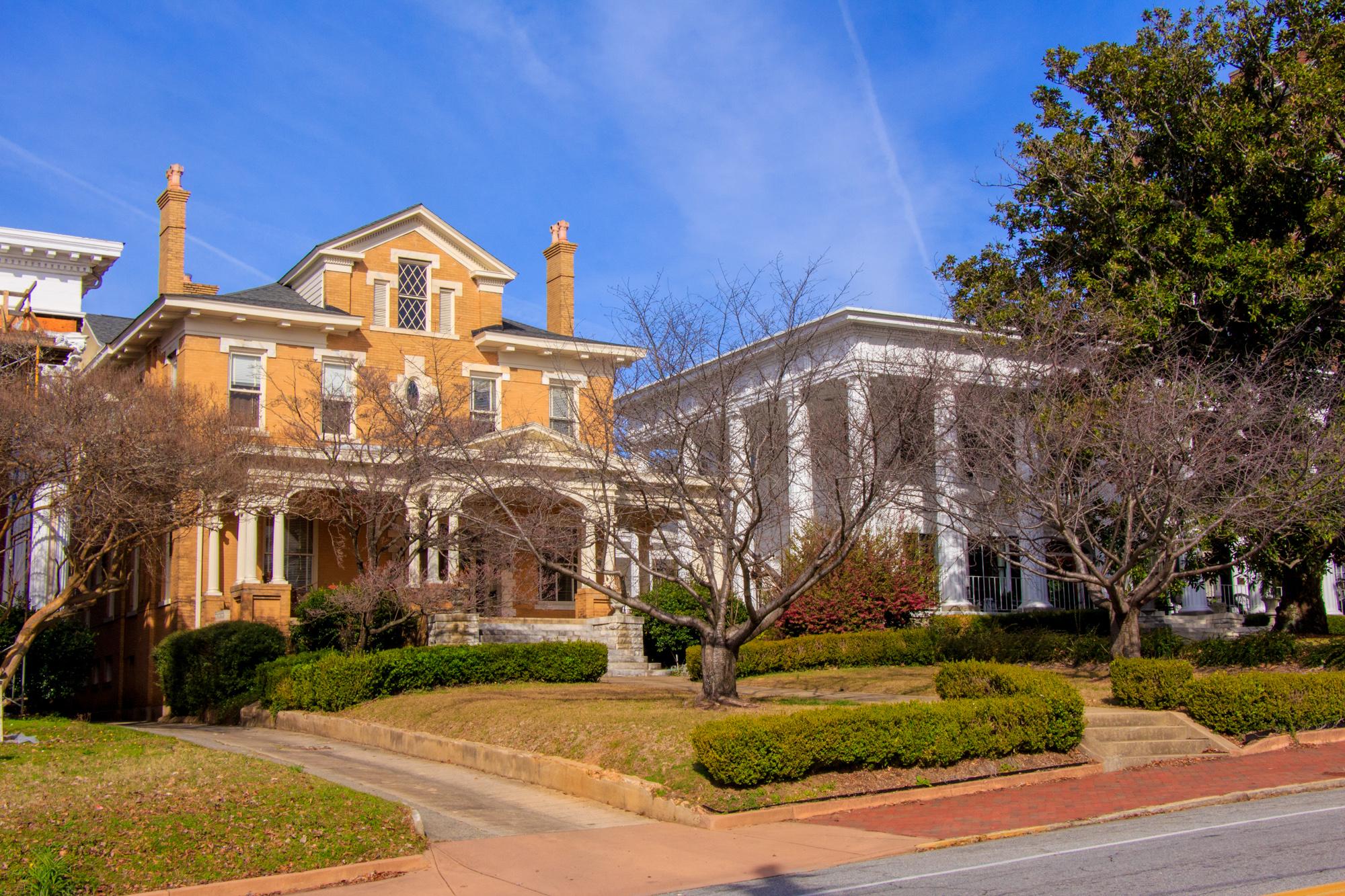 College Street Manors. Macon, Georgia