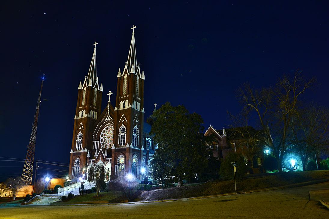 St. Joseph's Catholic Church. Macon, Georgia