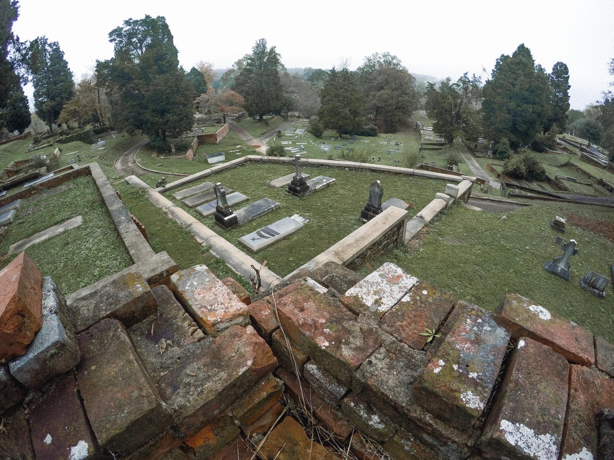 Rose Hill Cemetery. Macon, Georgia