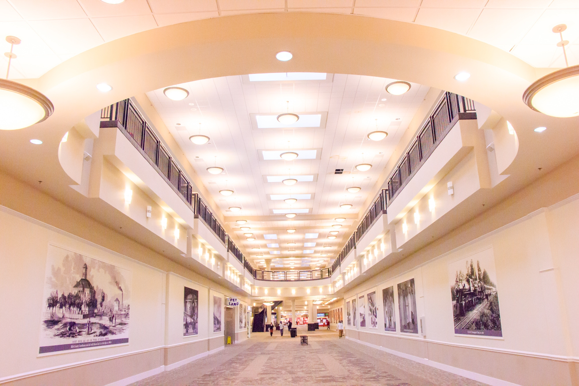 Mall. Macon, Georgia