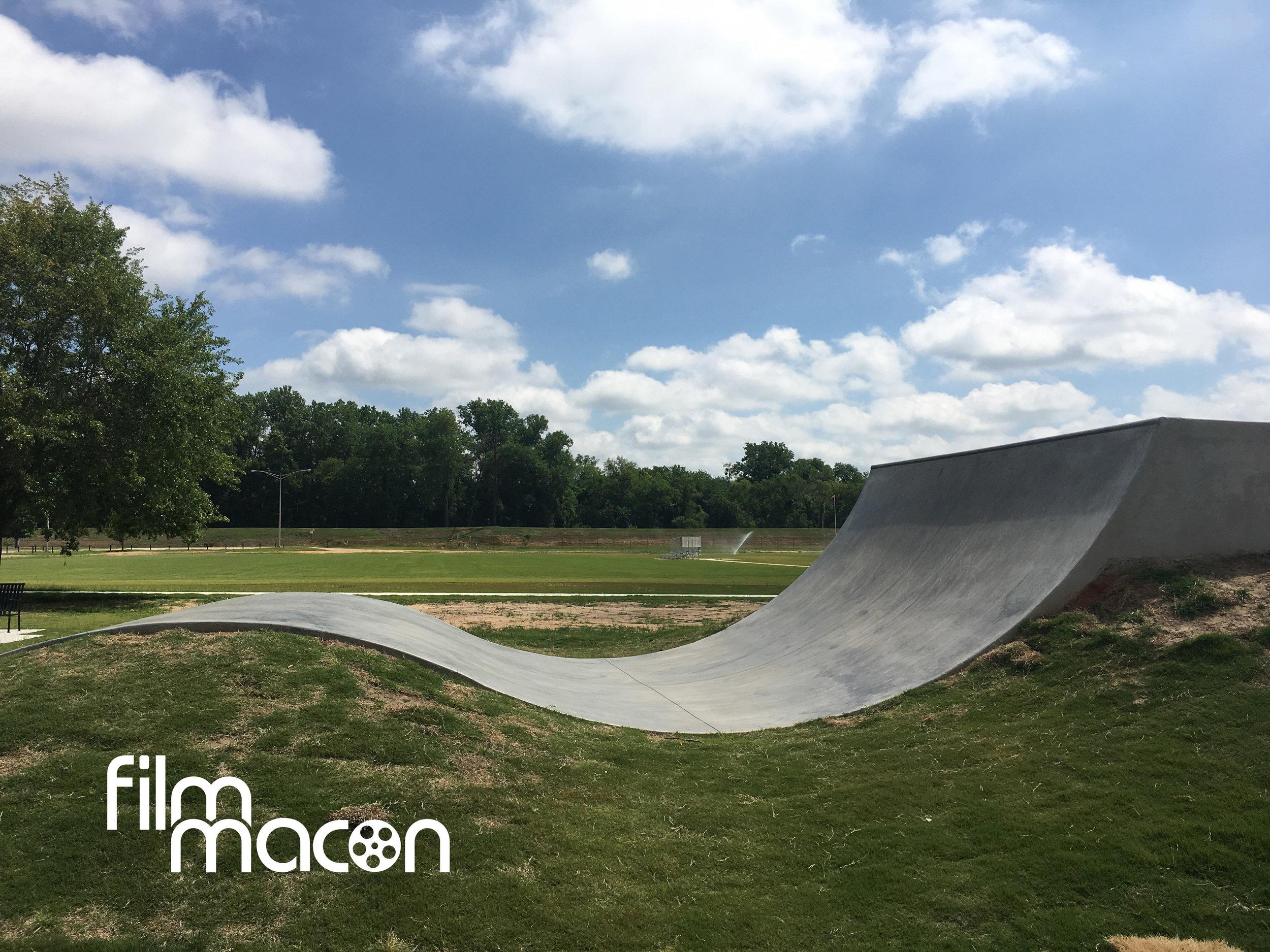 Central City Skate Park. Macon, Georgia