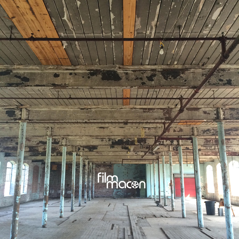 Industrial Warehouse. Macon, Georgia