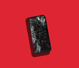 Gotham iPhone