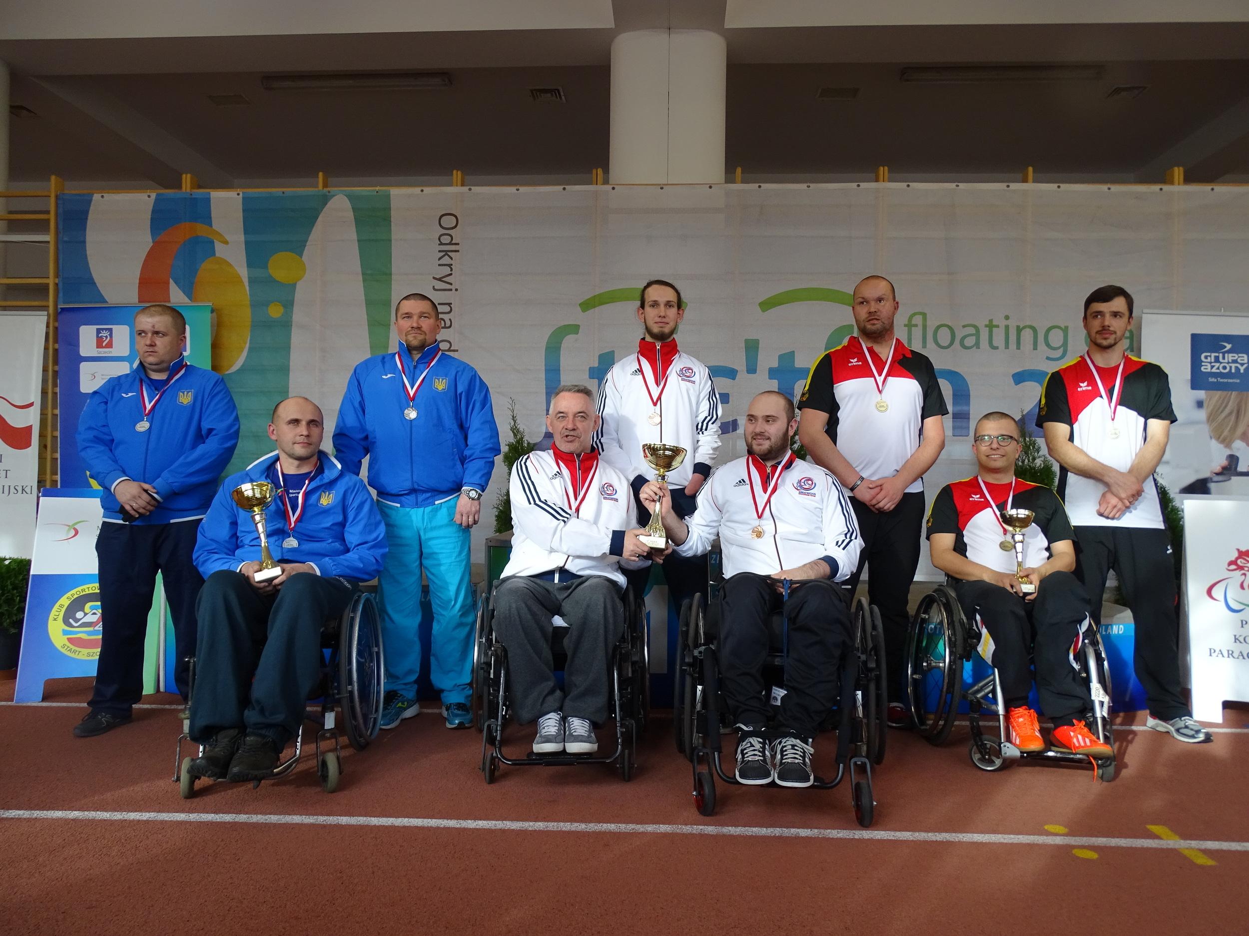 R4 Team Gold medallists