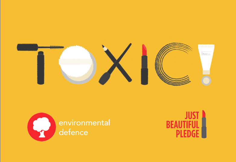 JUST BEAUTIFUL CAMPAIGN   Working with Environmental Defence on the Just Beautiful cabinet, helping consumers make informed decisions about product safety, and working to change the policy surrounding the hazardous toxins in cosmetics and personal care products.