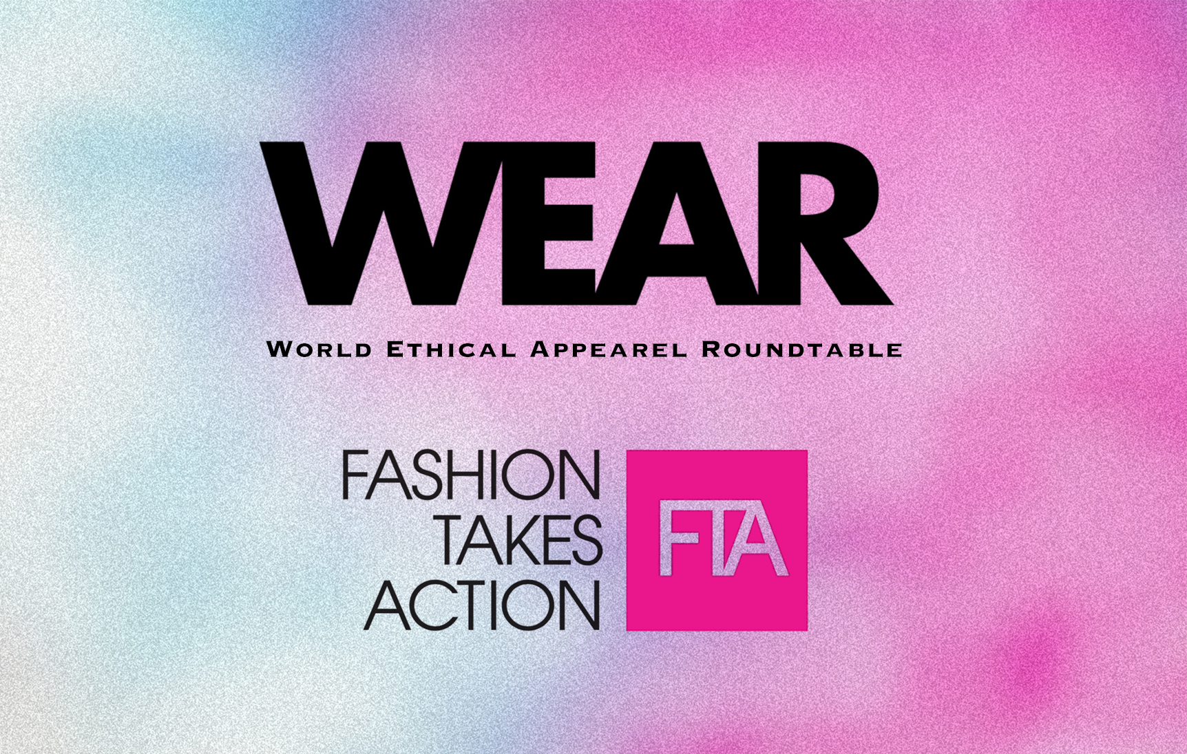 WEAR 2018  By shifting to more sustainable and regenerative business models, the fashion industry has the power to positively impact the environment and millions of people worldwide. Fashion Takes Action hosts the 5th annual World Ethical Apparel Roundtable, bringing thought leaders together to discuss ideas and innovations to move fashion forward.