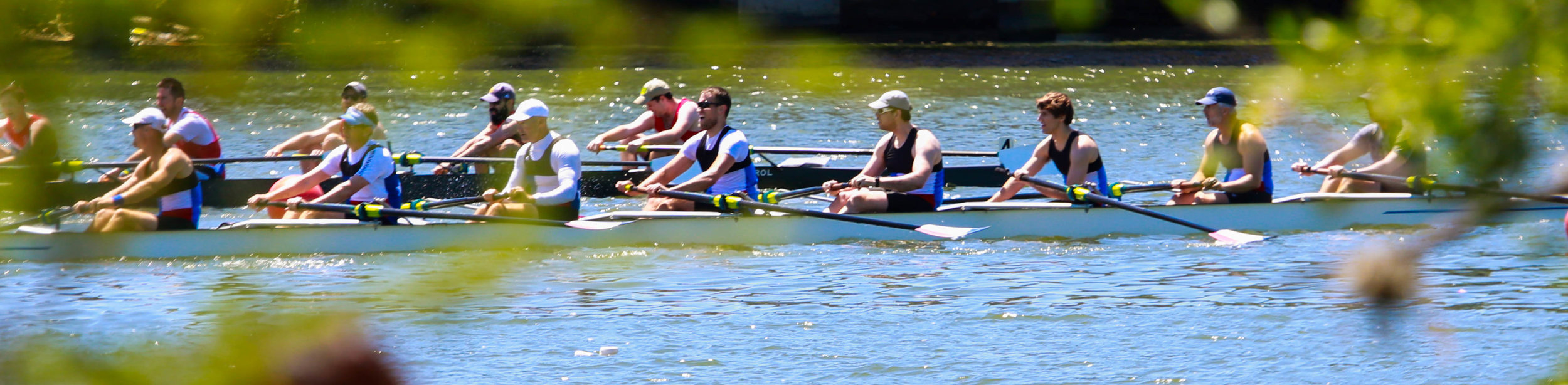 Mens Masters Eight  |  Texas State Championships  |  Austin, Texas, US   |  April 2018