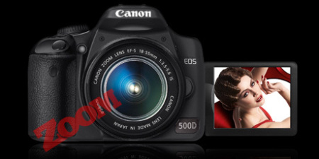 If I understand Canon's product naming correctly, this cam will be 100 times better than the 5D.