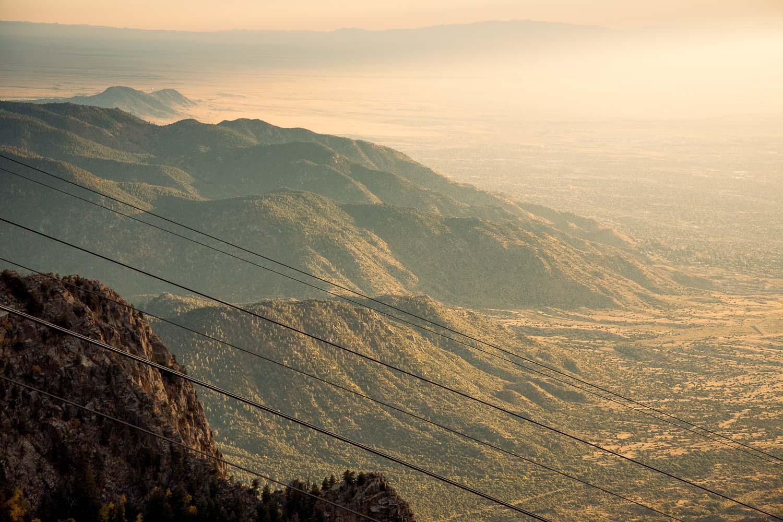 Albuquerque, NM with Dehaze at zero.