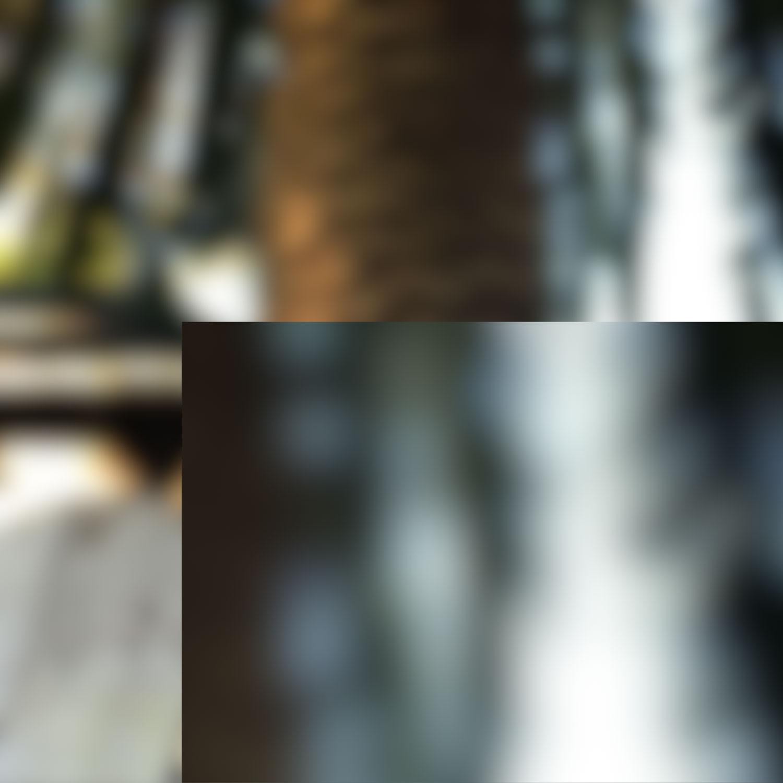 Gaussian blur in linear space
