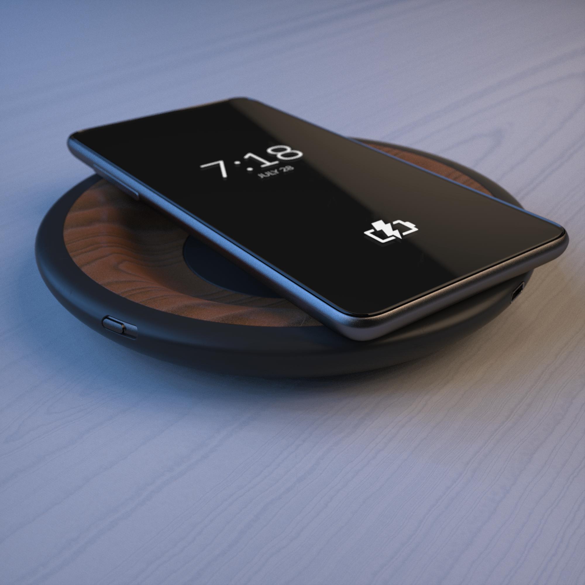 Portable Wireless Powebank