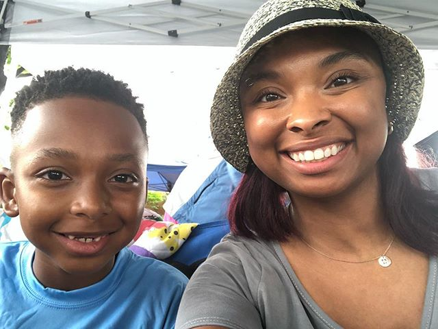 🌧 R A I N & S H I N E ☀️ - With my main mini-guy #MisterDash on the track today! #USATF State summer Championship is in full swing. - #hesready #7yearsold #mylittletrackstar #TrackandField #TrackMom #Midwest #USATF #trackUSA #tracklife #sprinter #runner #tracknation #usatfyouth