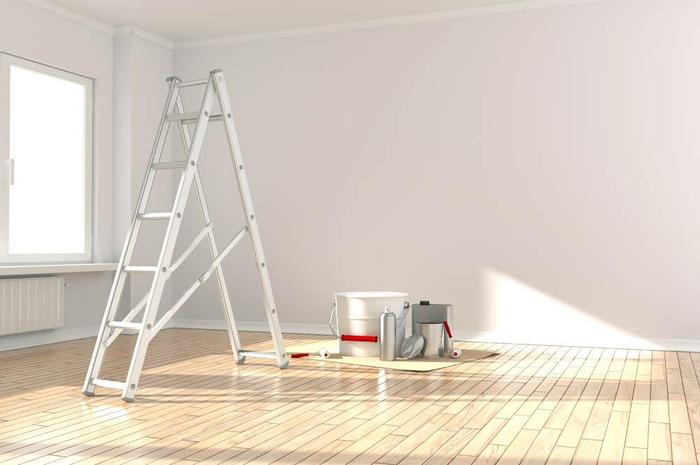 interior remodeling equipment