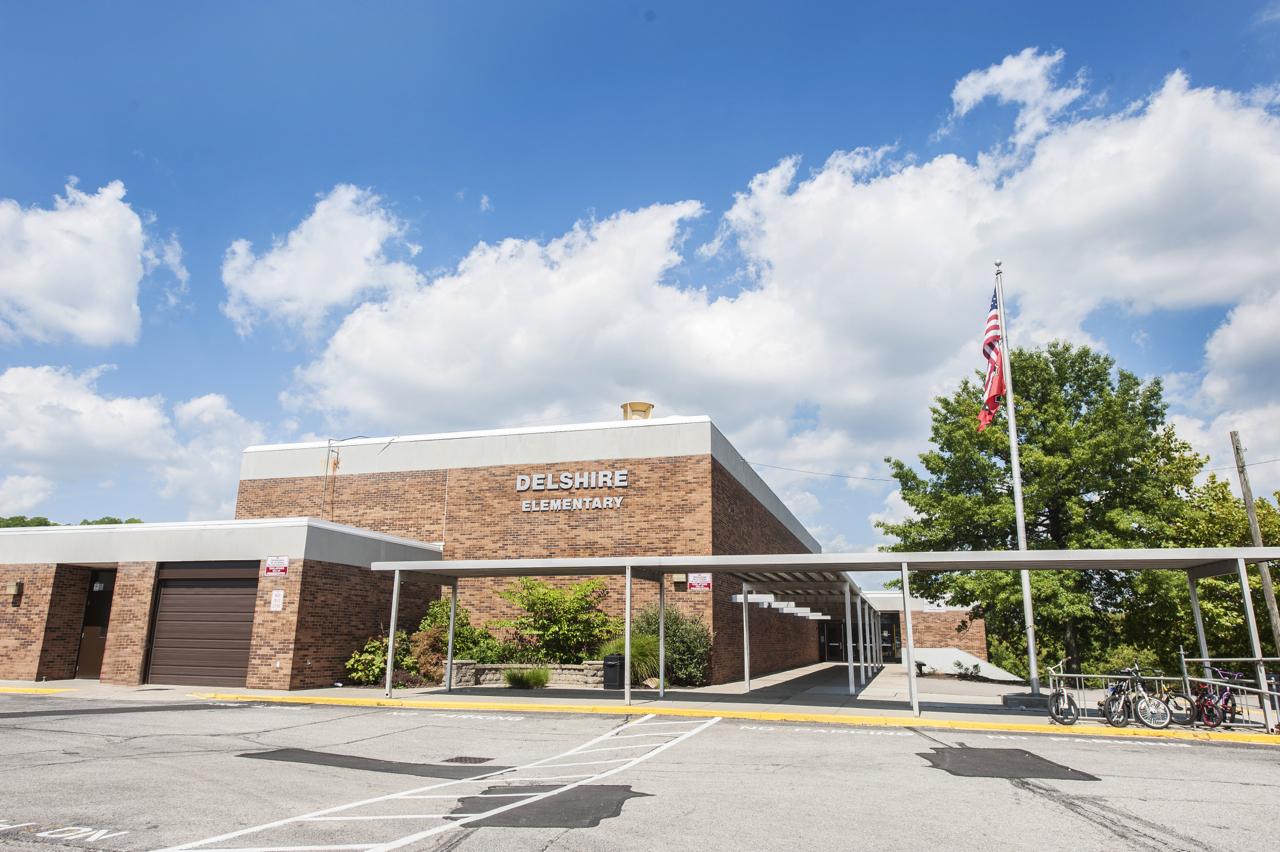Delshire Apartments Community: Next Door to Delshire Elementary School