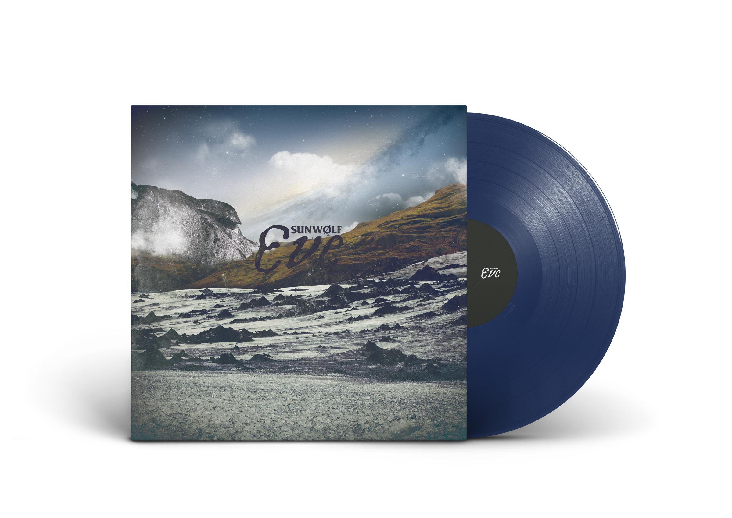 SUNWØLF 'EVE'   (2016, THRONE RECORDS)