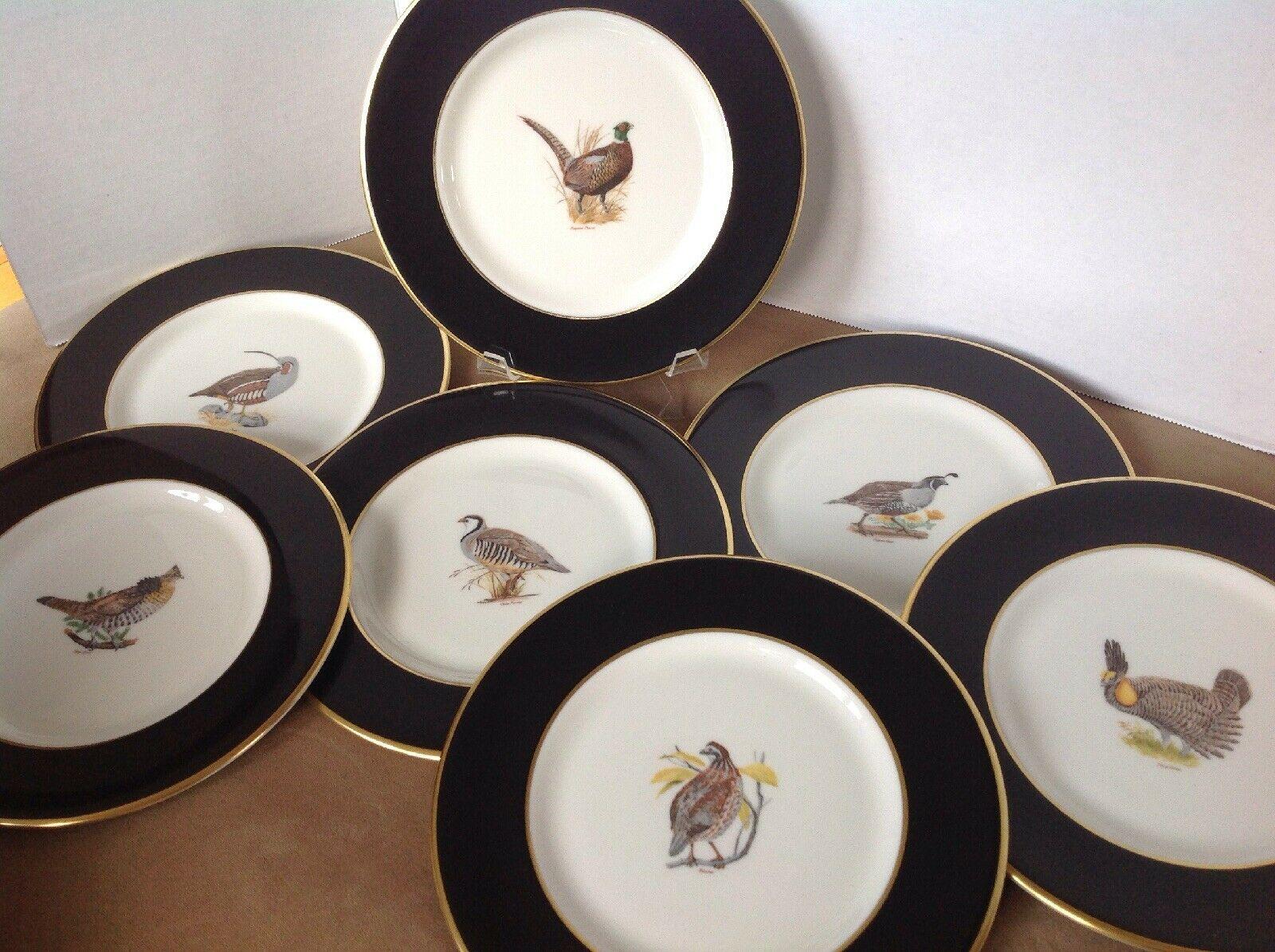 Orvis Game Bird Plates