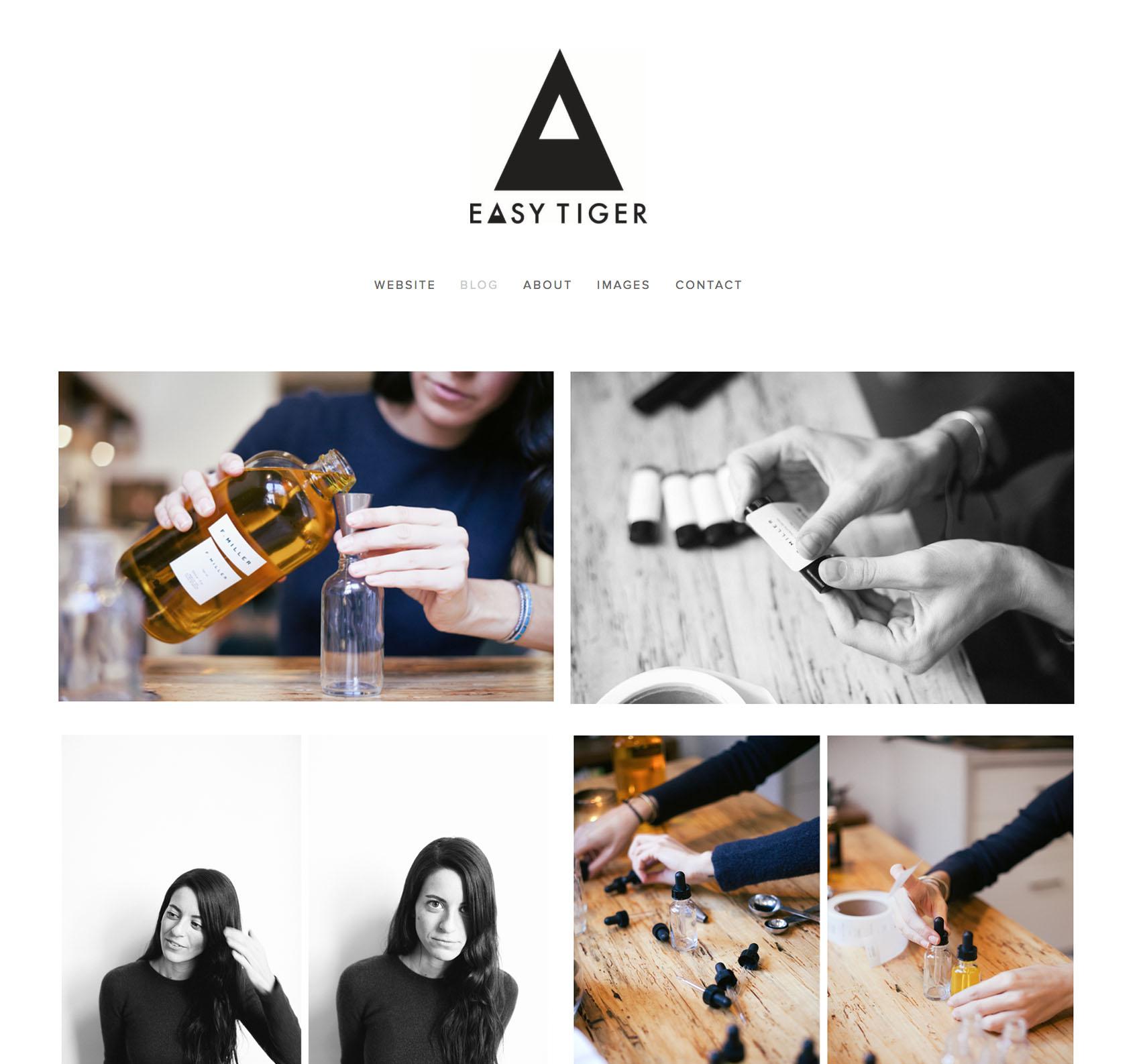 Easy Tiger // 2015