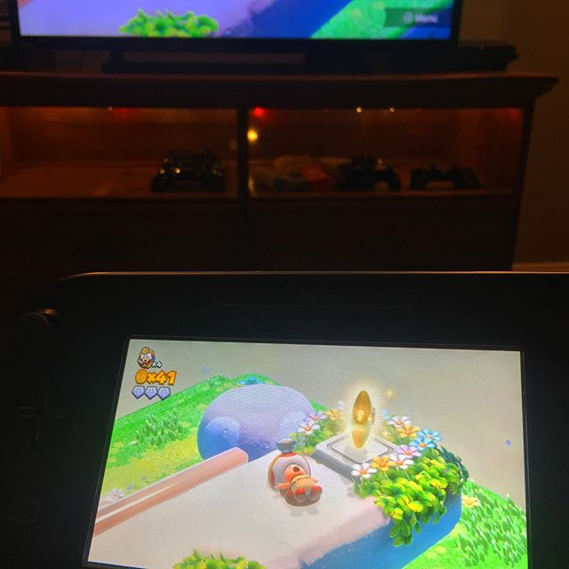 "I love how Nintendo has managed to take some of their previously kinda lamest characters and totally reinvent them by building awesome games around them that their more popular characters or other existing franchises wouldn't fit into — Captain Toad Treasure Tracker here is a great example. Taking the yarn theme from Kirby's Epic Yarn and using that for new Yoshi games was also a really great idea — before that all he really had was variations on the Super Mario World 2 ""We're Uber, but for Baby Mario"" theme."