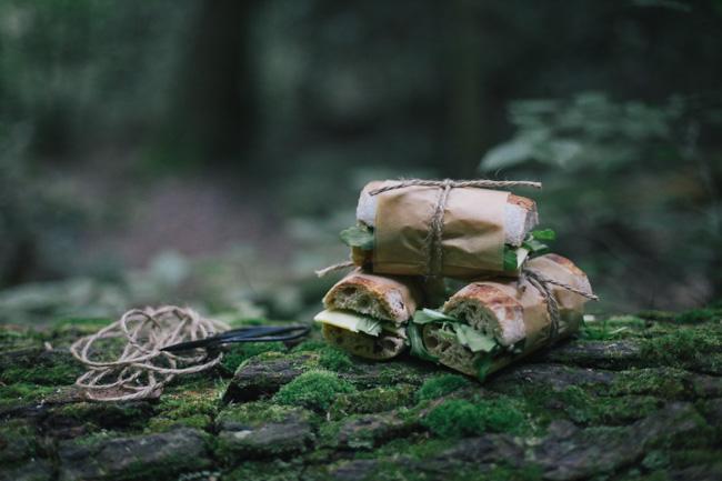 heirloom tomato relish + a simple summer sandwich