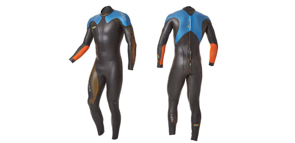 Helix Full Suit    Price $800   Over the last 20 years we have been at the forefront of triathlon and swimming wetsuits, constantly striving to lead the market in design, technology and performance. Being in the water as much as we are means we obsess over stroke rates, collar heights, upper body restrictions, center of buoyancy and countless other things that create the delicate balance between fit, material and design. This culmination of years of testing and research has produced our finest suit ever. We meticulously sourced materials, experimented with panel construction and swam in prototype after prototype. The results speak for themselves: our most flexible and comfortable wetsuit yet. Proprietary TST panels provide unparalleled upper body flexibility and thick 5mm Yamomoto Aerodome rubber deliver a higher body position in the water. Paired with quick exit legs, a reverse zipper and body fit panels; the Helix fits like a second skin and is quicker through T1.  4 generations of the Helix have delivered the ultimate swimming experience. Olympic champions, World champions and the fastest swimmers and triathletes have placed the Helix in a class of it's own.