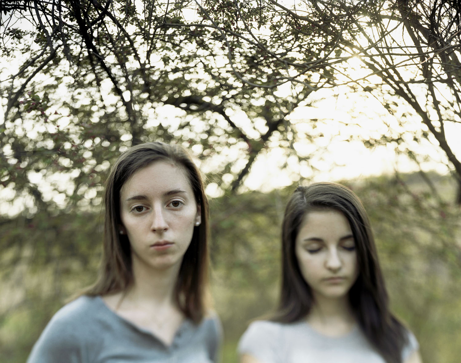 aimee lubczanski and her sister