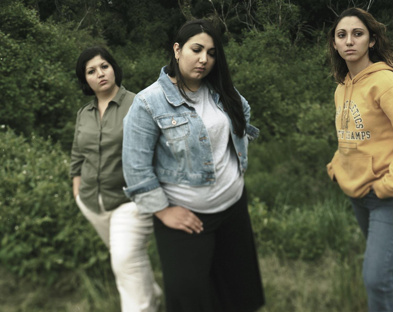 the saoud sisters