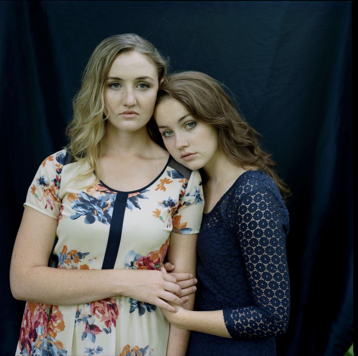 christine and amy