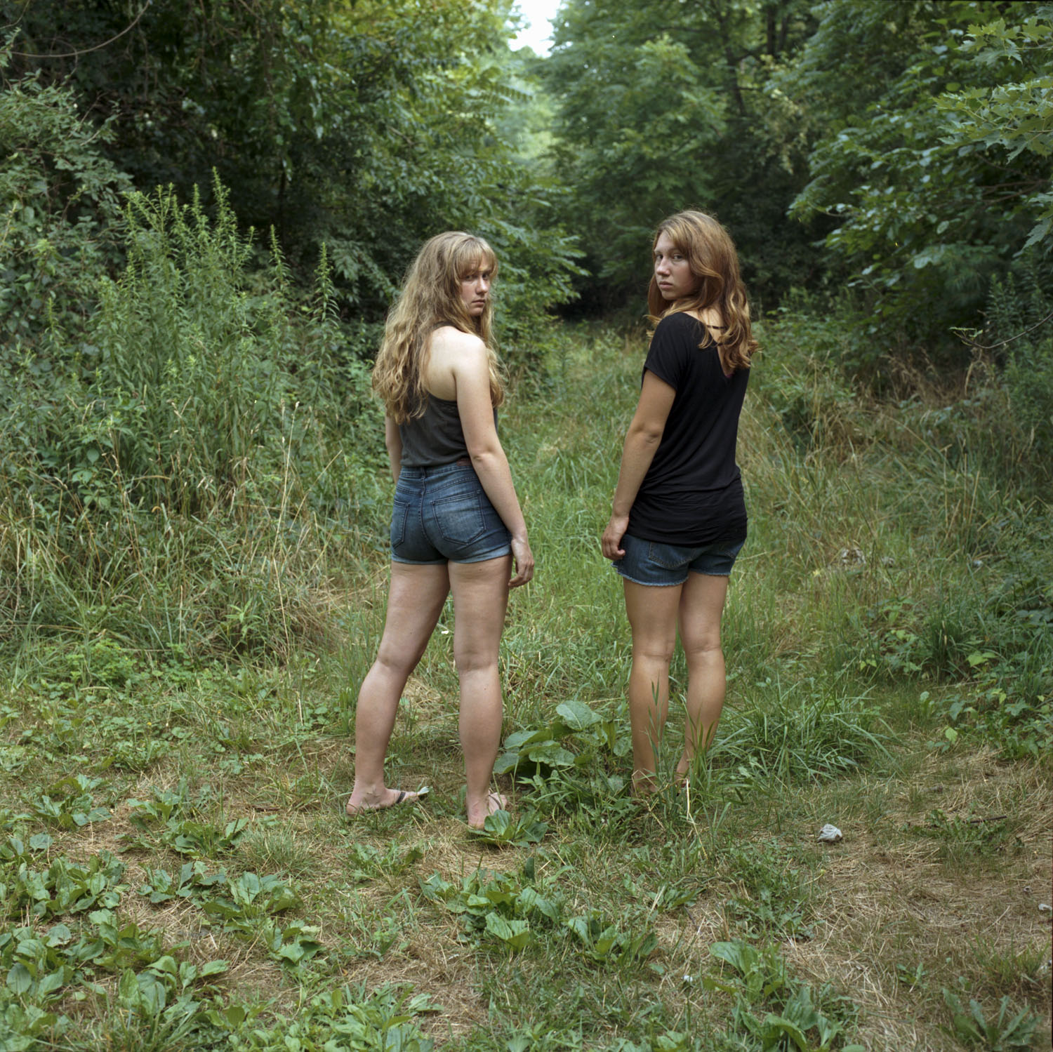 casey and emily  (far)