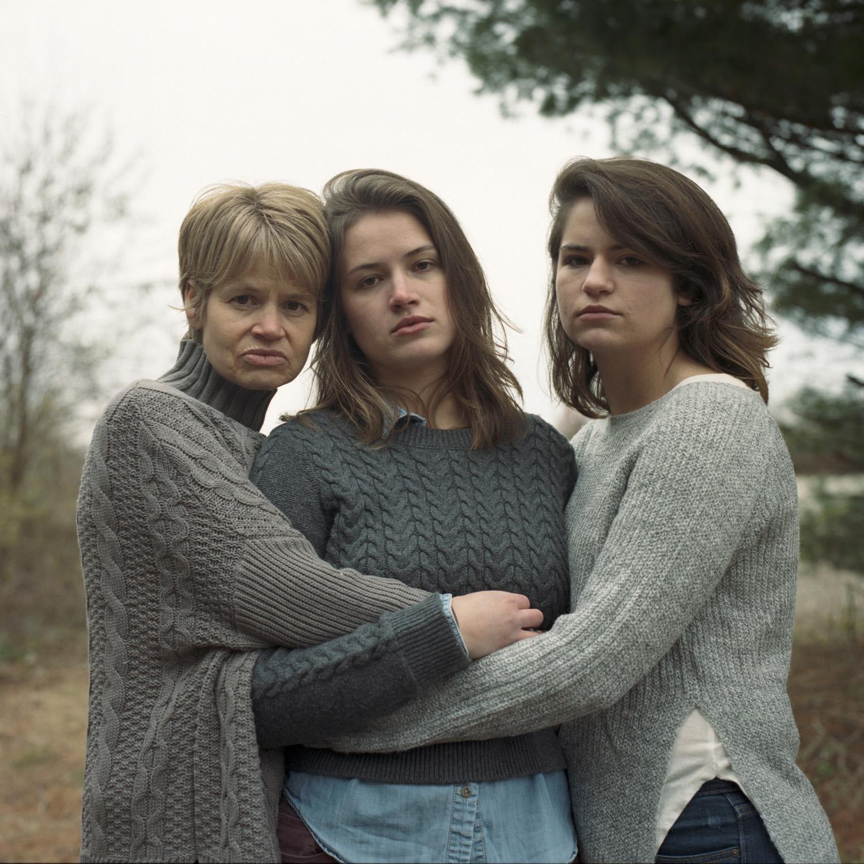 Hallie, Britta and Hannah