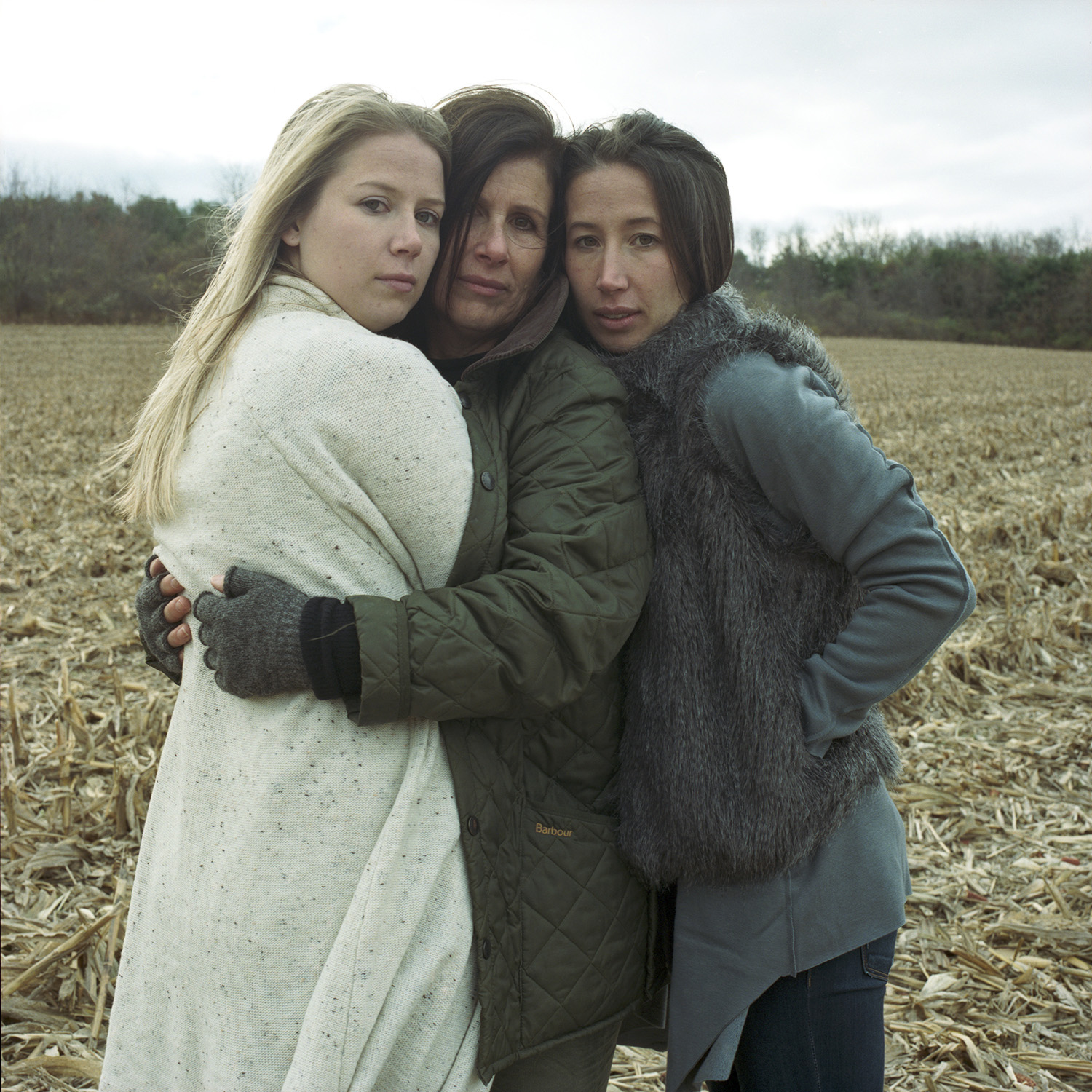 Claire, Mary, and Emma