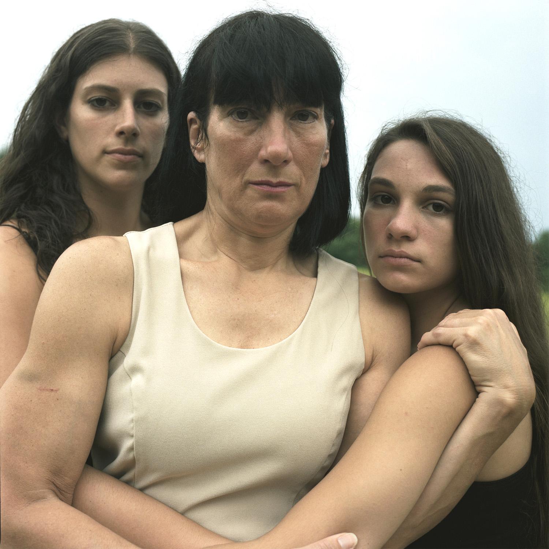 Janna, Wendy and Kira