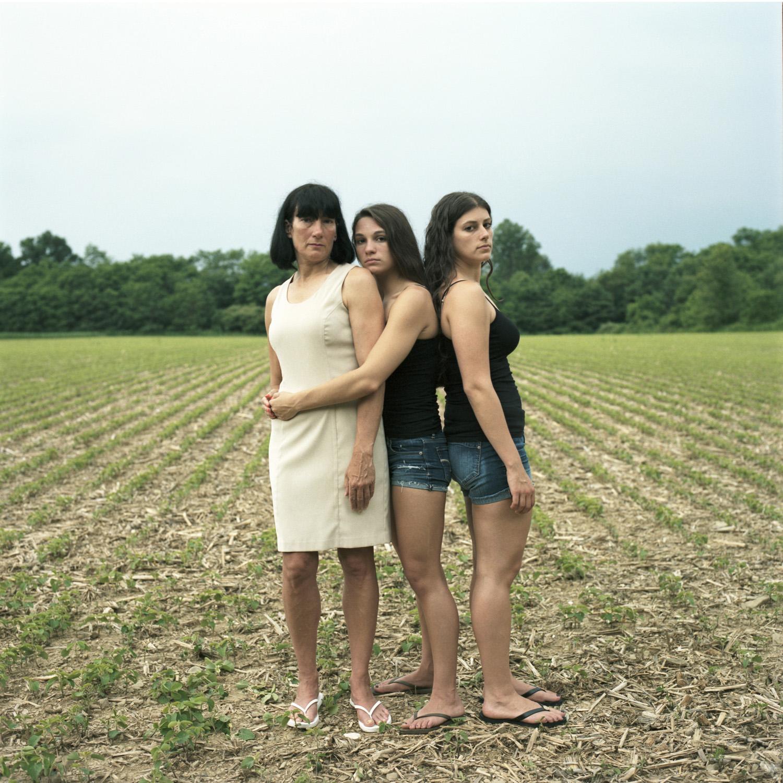 Wendy, Kira and Janna