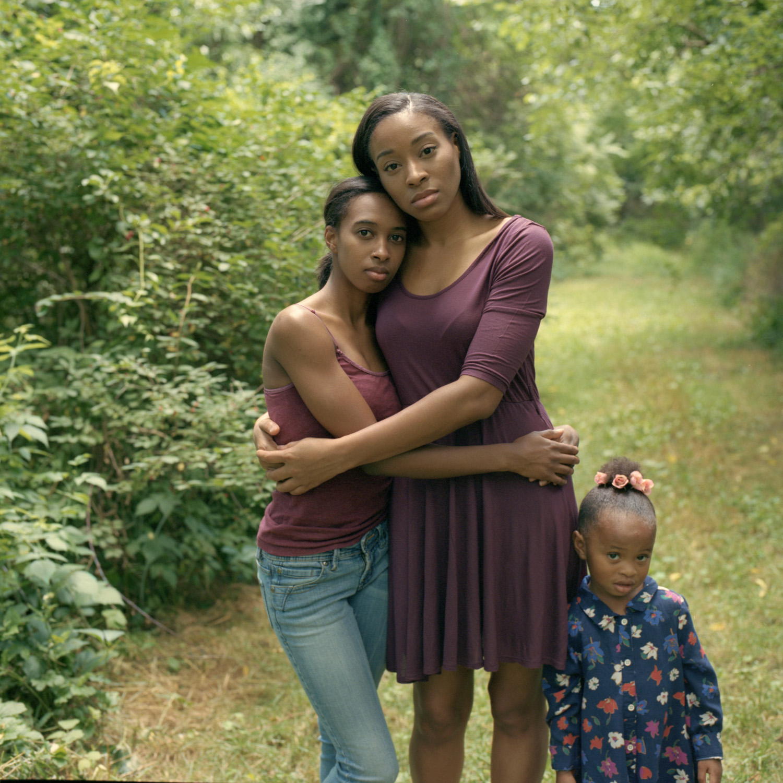 Melissa, Monae and Brea