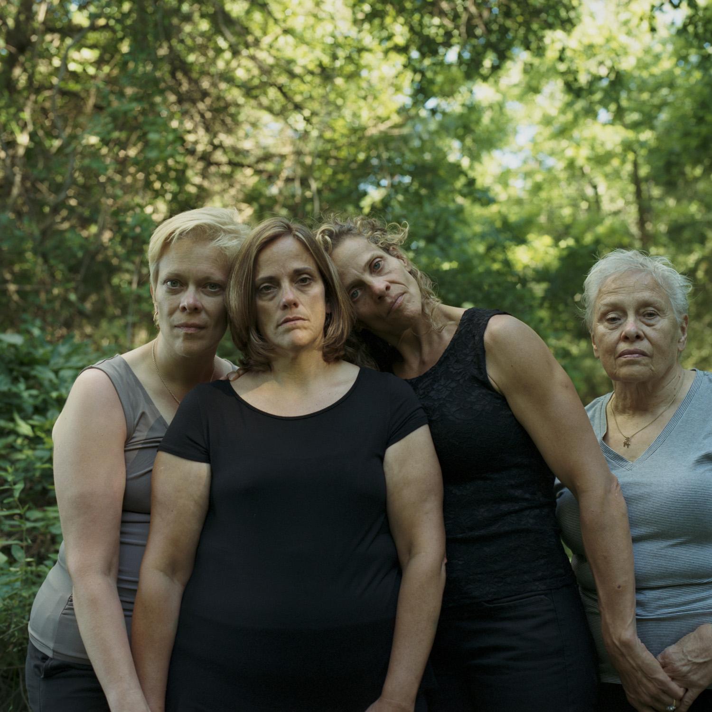 Jennifer, Tina, Sherrie and Soffie