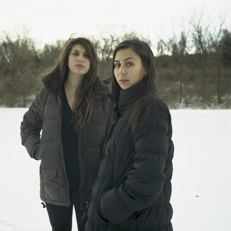 Emma and Ana