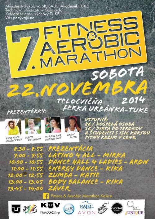 Fitness & Aerobic Marathon  Košice