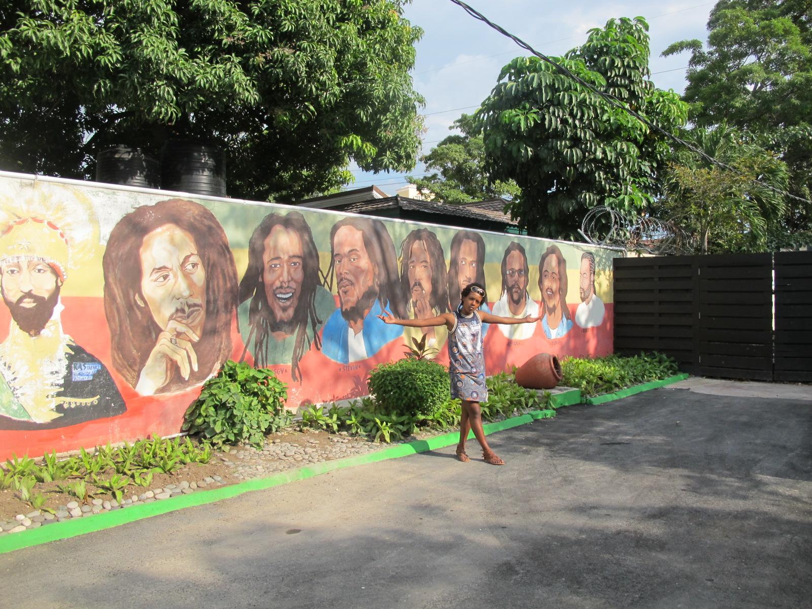 Muzeum Boba Marleyho, silny zazitok. .JPG