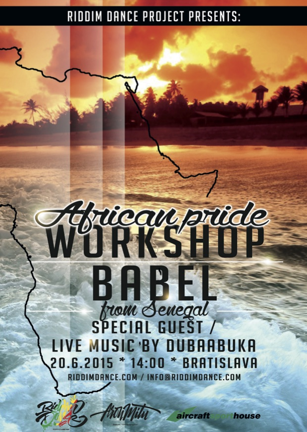 African Pride BABEL Dance Workshop