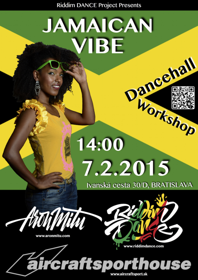 "Dancehall Workshop JAMAICAN VIBE Aron""MITU"""