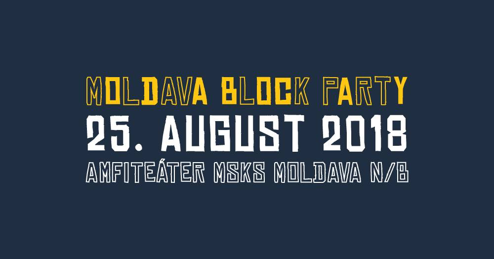 Moldava Block Party AronMITU